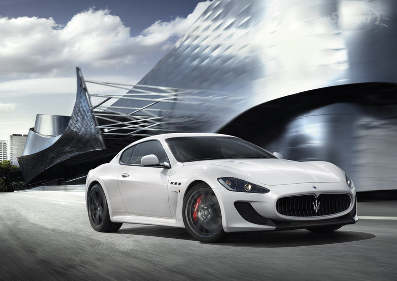Video: Maserati GranTurismo MC Stradale Tears up Mugello
