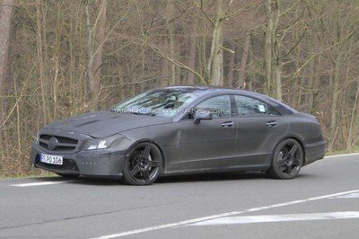 Video: New Mercedes-Benz CLS63 AMG To Debut In Los Angeles
