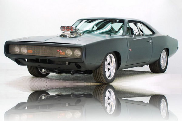 Vin Diesel Muscle Car For Sale