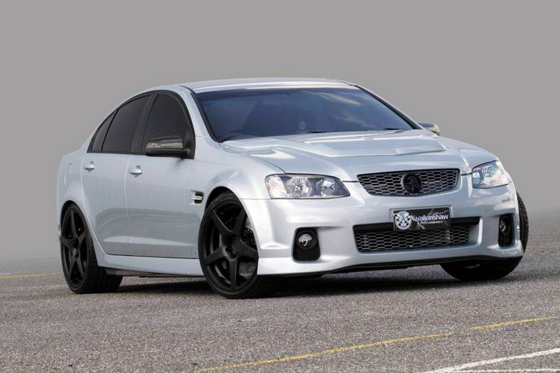2010 Holden Commodore Series II SS by Walkinshaw Performance