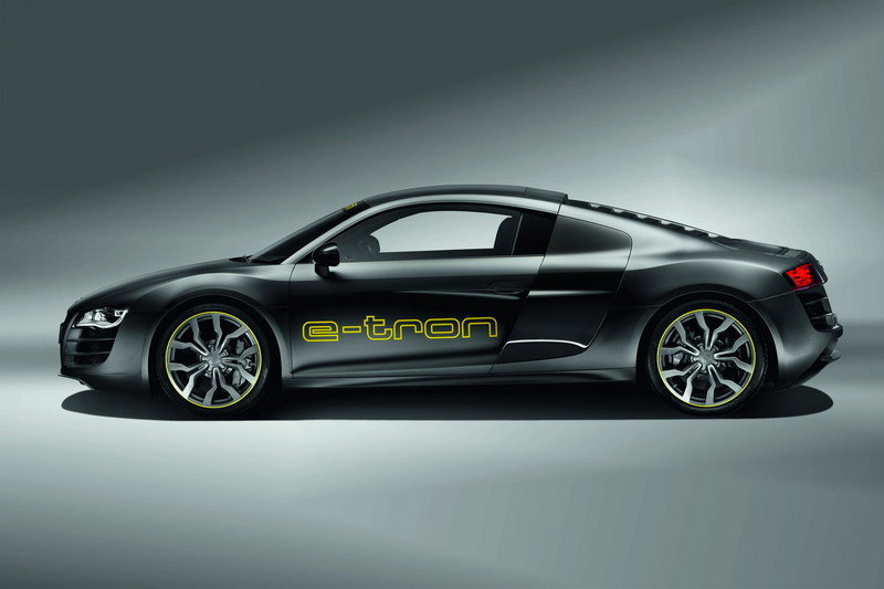 An Electric Audi R8 E-Tron May Eventually Happen, But The Question Is When? High Resolution Exterior - image 381365