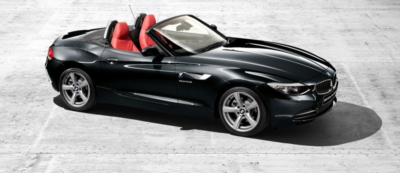 2010 BMW Z4 Silver Top Edition