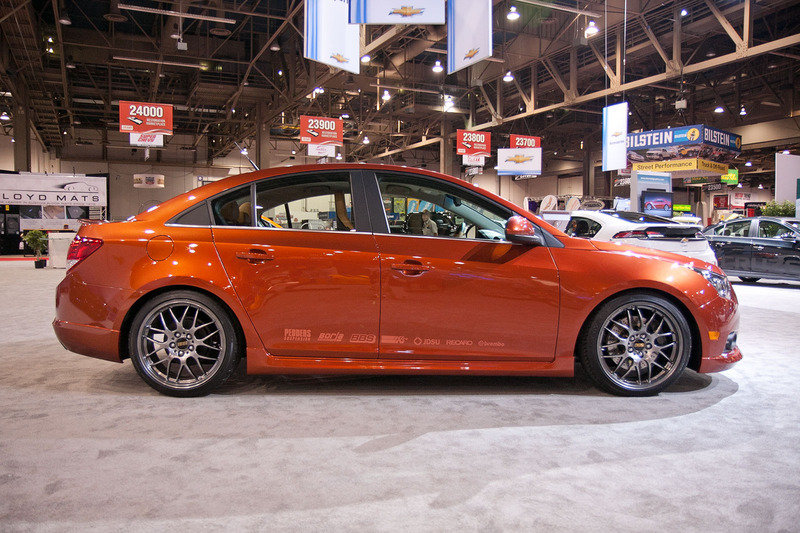 Chevy Cruze Stock Rims will 20 inch rims fit on a cruze? - Page 3