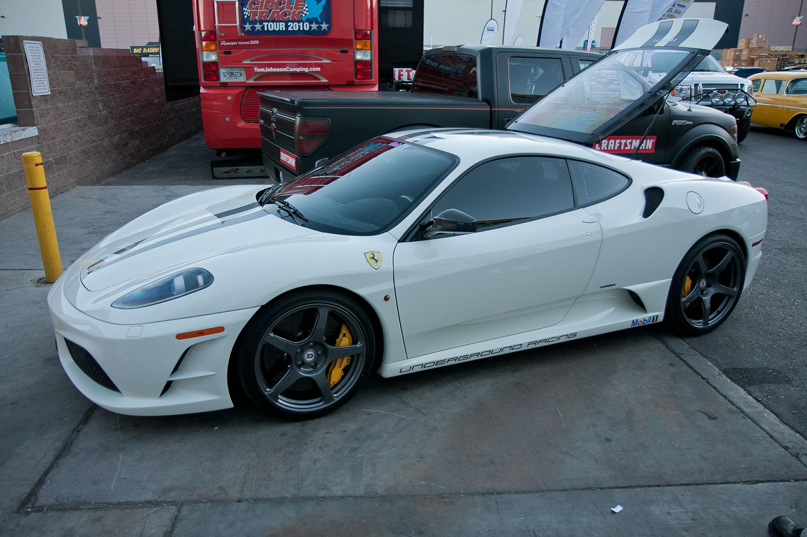 2010 Ferrari F430 By Underground Racing Review Top Speed