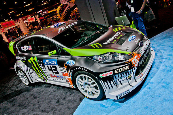 Ford Fiesta Monster World Rally Review Top Speed