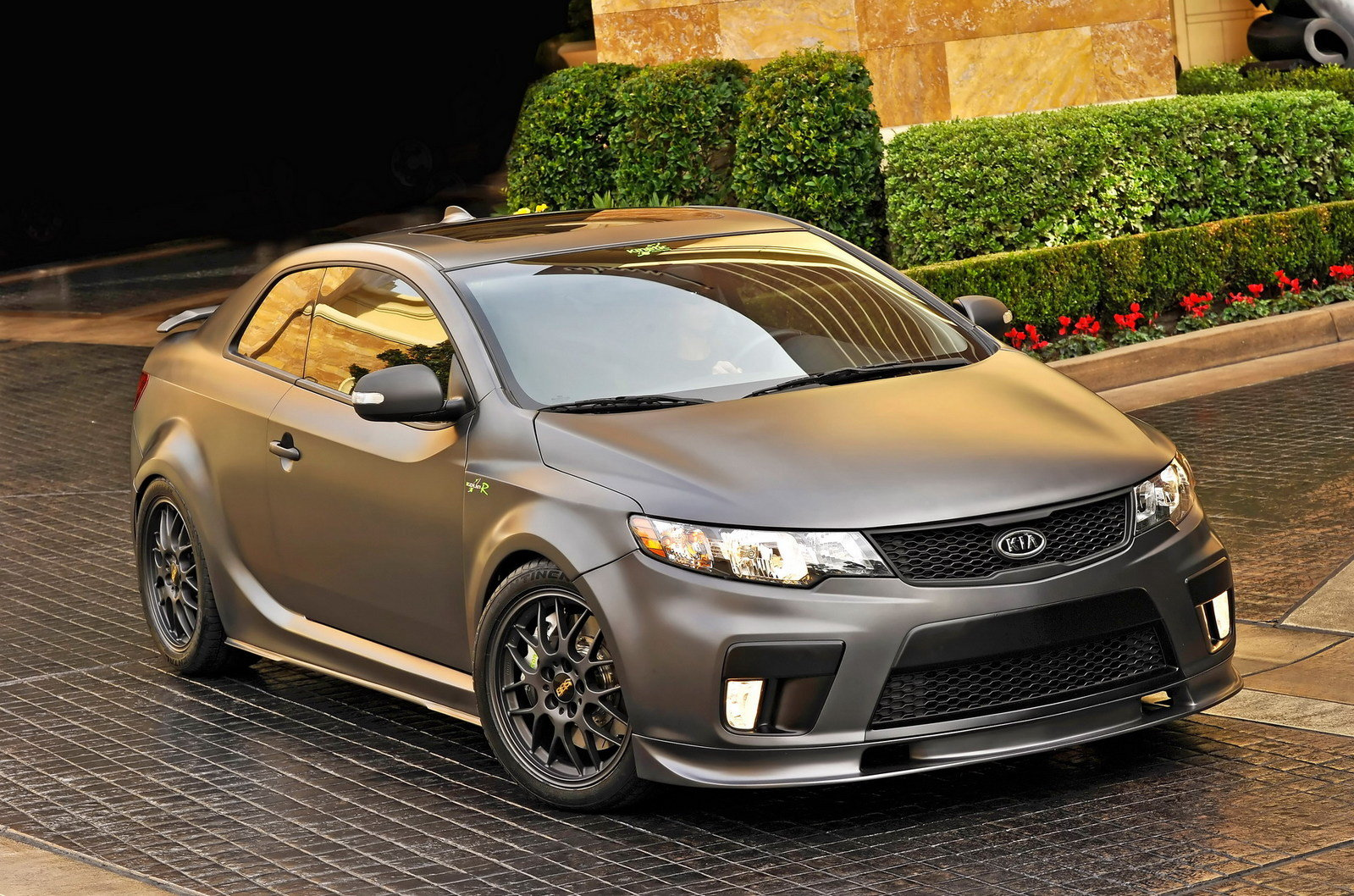 2010 kia forte koup type r concept review top speed. Black Bedroom Furniture Sets. Home Design Ideas