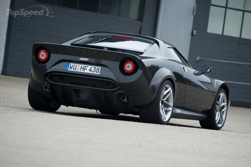 The 2020 Lancia Stratos Is Almost Here And We'll See The Manual Version At Geneva Exterior - image 384297