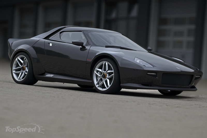 The 2020 Lancia Stratos Is Almost Here And We Ll See The Manual