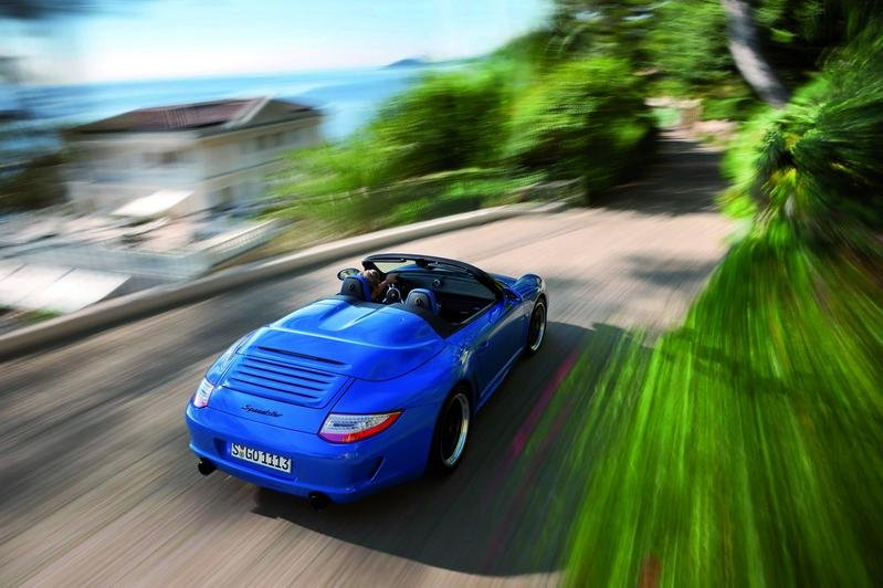 2010 Porsche 911 Speedster High Resolution Exterior Wallpaper quality - image 381938