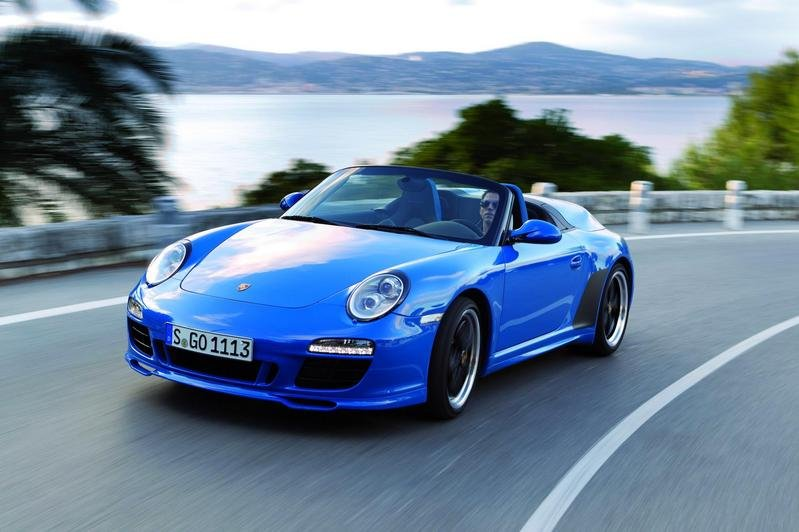 2010 Porsche 911 Speedster High Resolution Exterior - image 381978