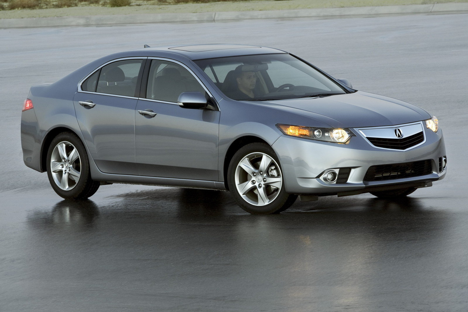 2011 Acura TSX Sedan Review - Top Speed