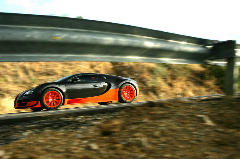 2011 Bugatti Veyron 16.4 Super Sport High Resolution Exterior - image 384621