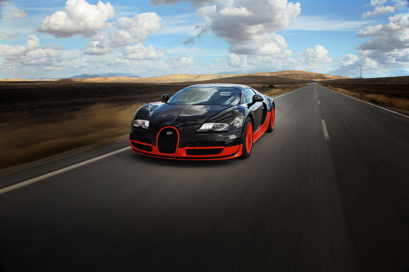 2011 Bugatti Veyron 16.4 Super Sport High Resolution Exterior Wallpaper quality - image 384606