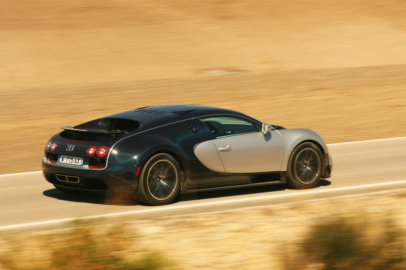 2011 Bugatti Veyron 16.4 Super Sport High Resolution Exterior - image 384646