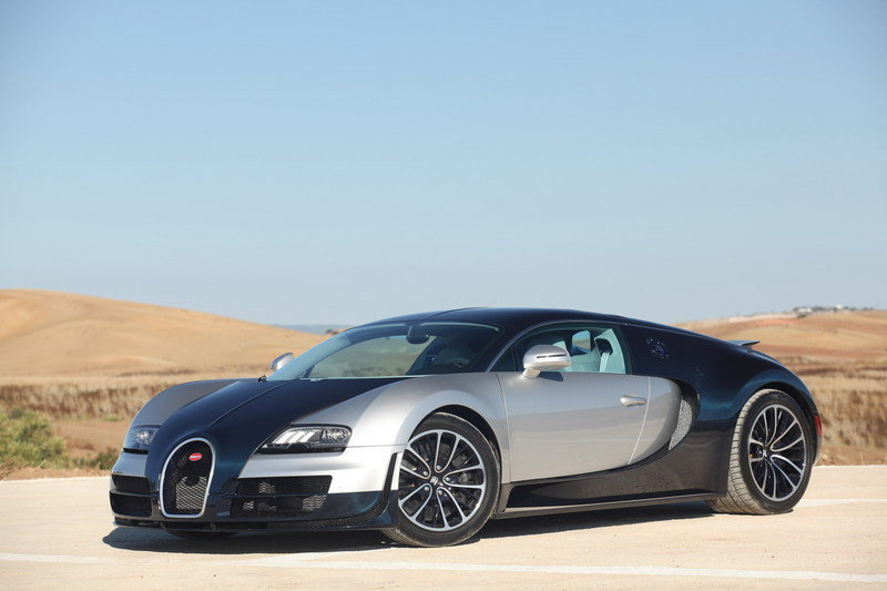 2011 Bugatti Veyron 16.4 Super Sport High Resolution Exterior - image 384664