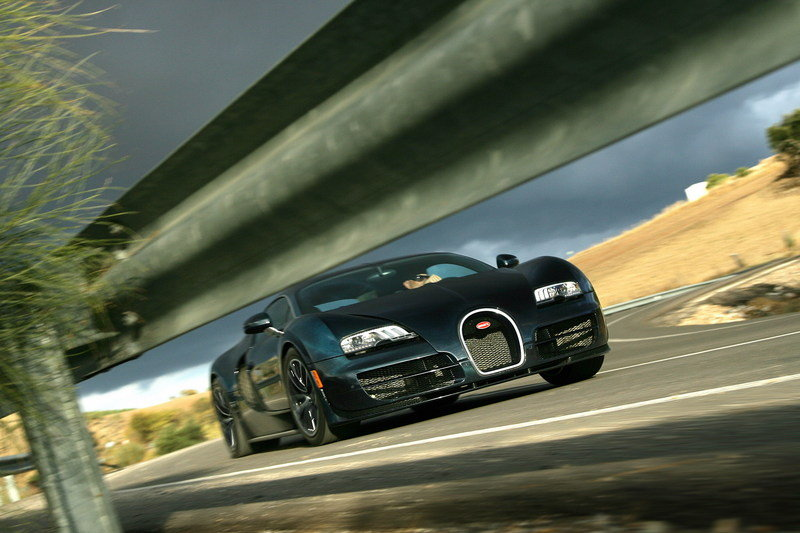 2011 Bugatti Veyron 16.4 Super Sport High Resolution Exterior - image 384697