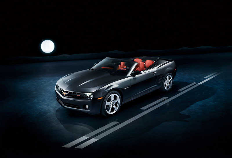2011 Chevrolet Camaro Convertible Preview High Resolution Exterior Wallpaper quality - image 382534