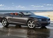 2011 Chevrolet Camaro Convertible Preview - image 382530