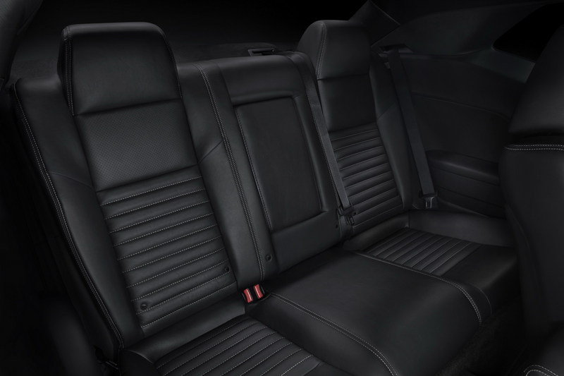 2011 Dodge Challenger High Resolution Interior - image 382312