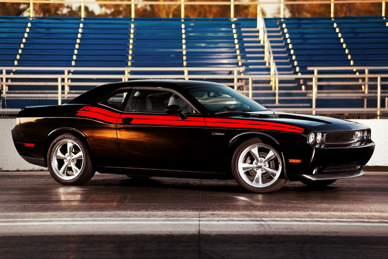 2011 Dodge Challenger High Resolution Exterior - image 382303