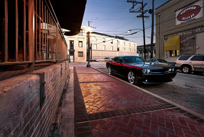 2011 Dodge Challenger High Resolution Exterior - image 382304
