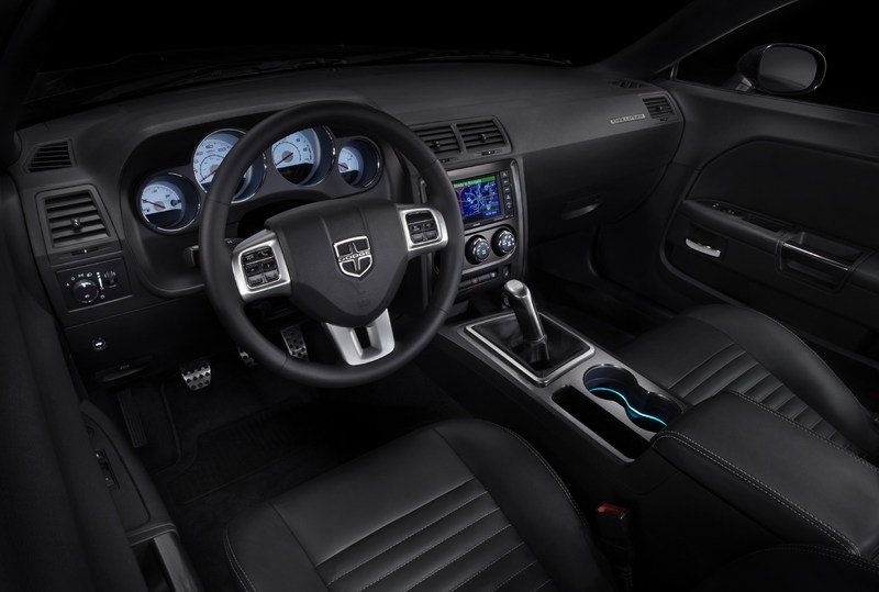2011 Dodge Challenger High Resolution Interior - image 382306
