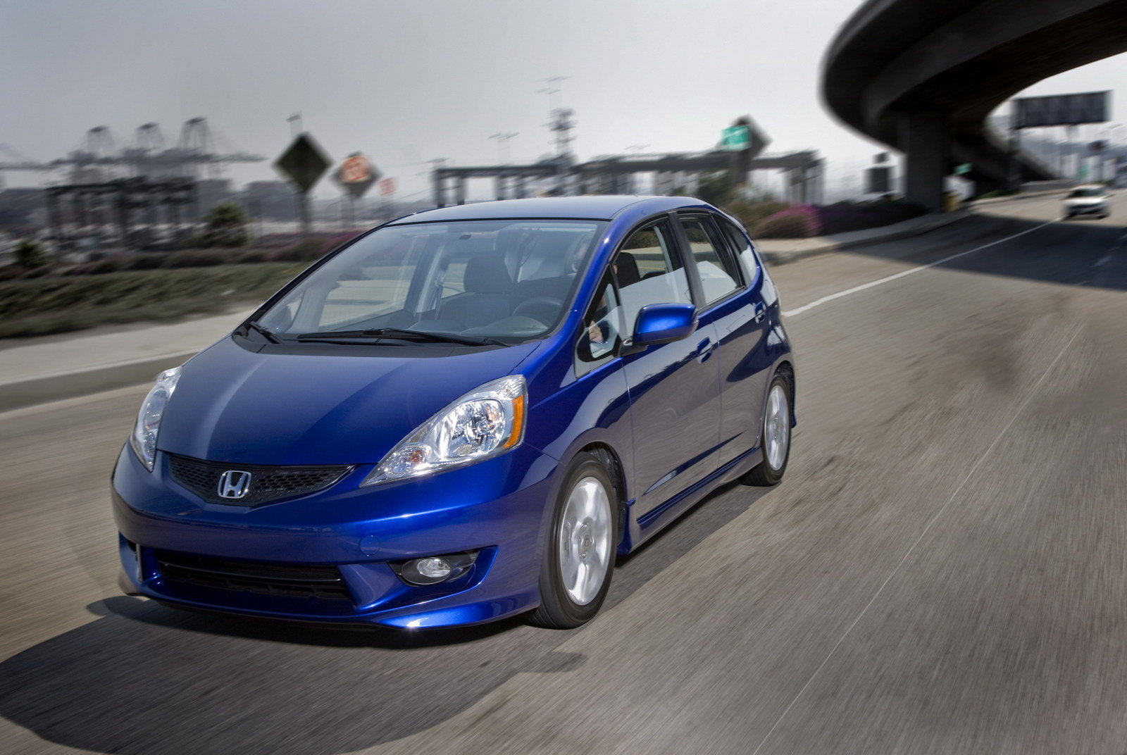 2011 Honda Fit Top Speed