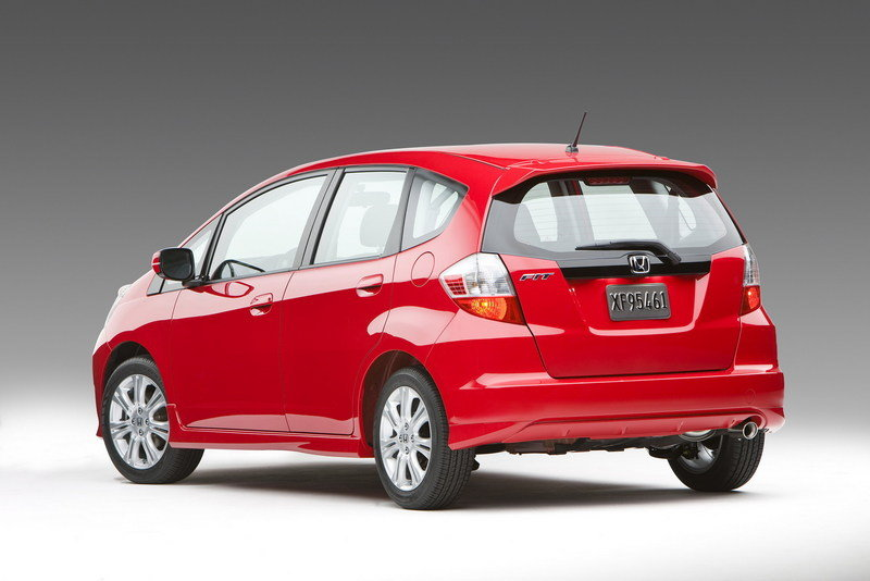 2011 Honda Fit High Resolution Exterior - image 384776