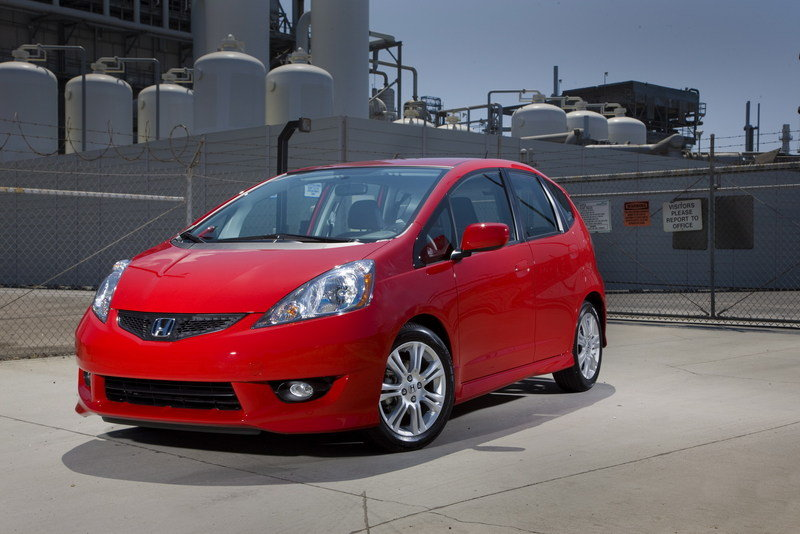 2011 Honda Fit High Resolution Exterior - image 384749