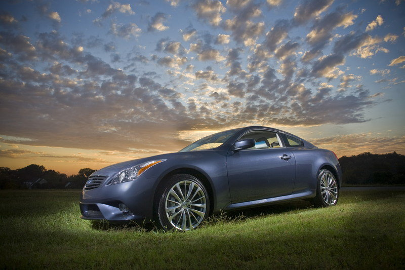 2011 Infiniti G Coupe High Resolution Exterior - image 381832