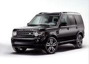 Land Rover Discovery 4 Landmark Limited Editions