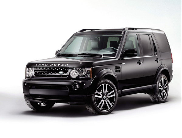 2011 Land Rover Discovery 4 Landmark Limited Editions