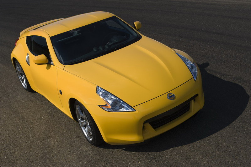 2011 Nissan 370Z Coupe High Resolution Exterior - image 380333