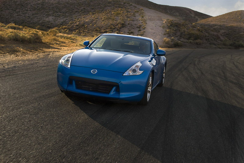 2011 Nissan 370Z Coupe High Resolution Exterior - image 380310