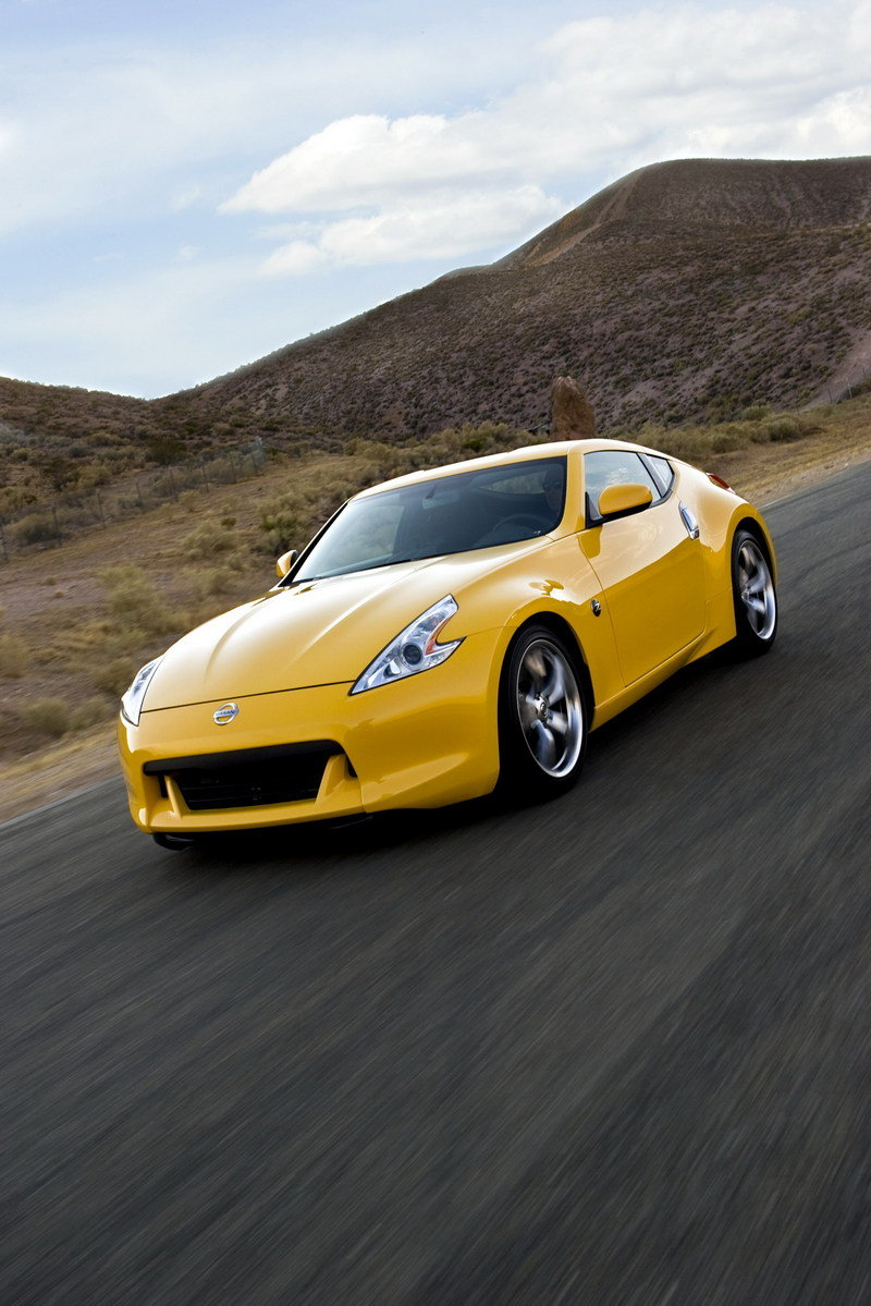 2011 Nissan 370Z Coupe High Resolution Exterior - image 380312