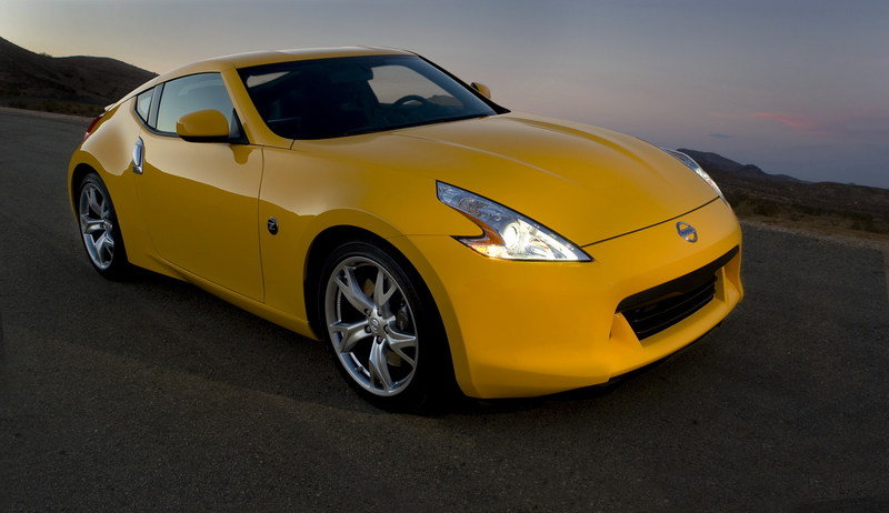 2011 Nissan 370Z Coupe High Resolution Exterior - image 380303