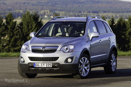 The Opel Antara is entering the 2011 model year with a revised powertrain