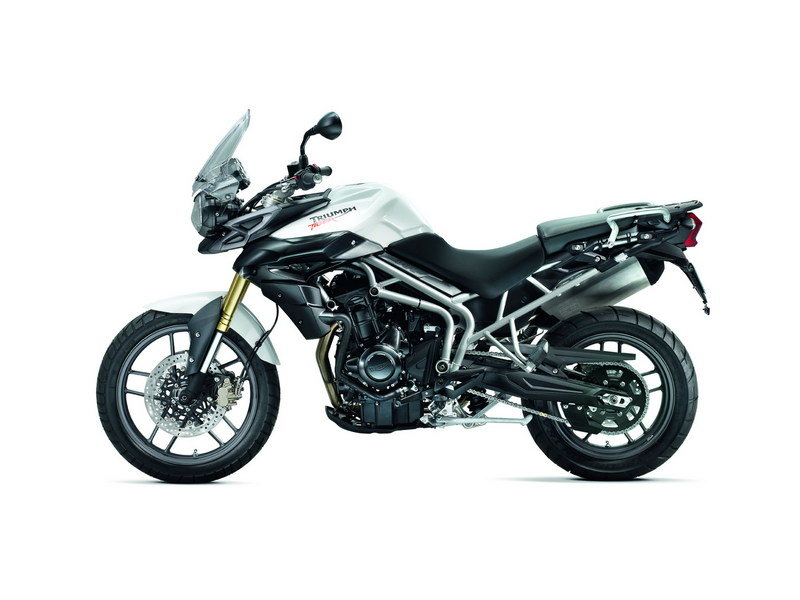 2011 Triumph Tiger 800 and 800XC High Resolution Exterior - image 380678