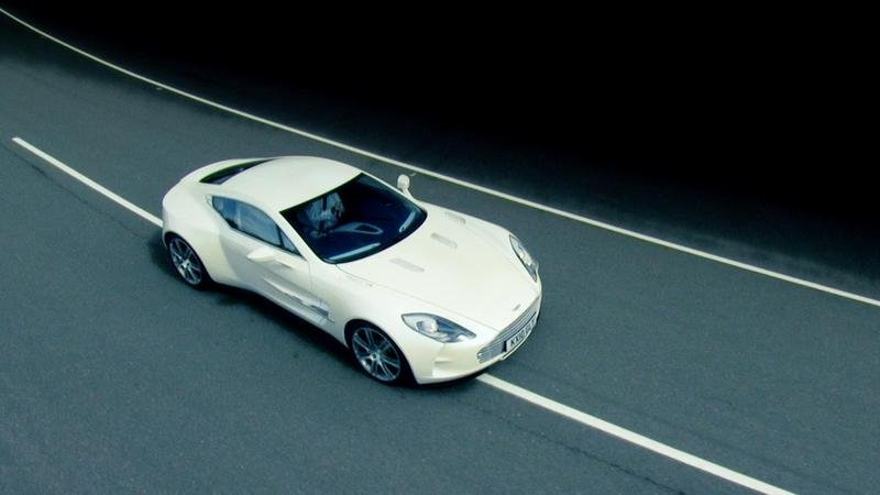 2012 Aston Martin One-77 High Resolution Exterior - image 382582