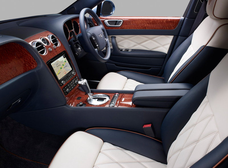 2012 Bentley Continental Flying Spur Series 51