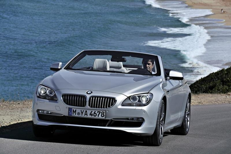 2012 BMW 650i Convertible High Resolution Exterior - image 383169