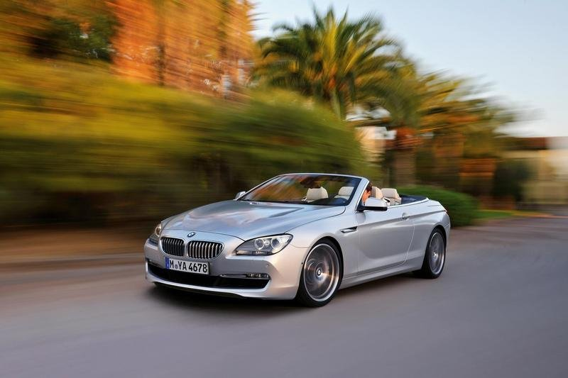 2012 BMW 650i Convertible High Resolution Exterior Wallpaper quality - image 383136
