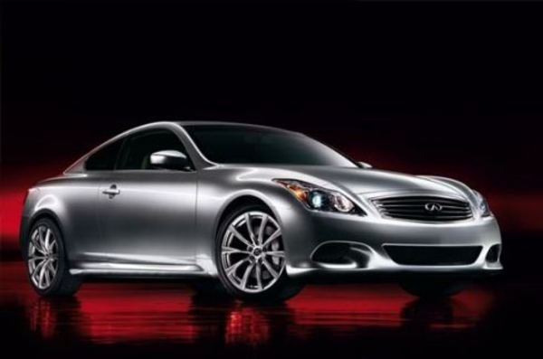 2012 Infiniti G37 Coupe | car review @ Top Speed