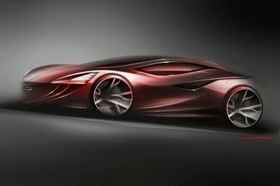 2013 Mazda RX-9 Coupe Exterior Computer Renderings and Photoshop - image 380497