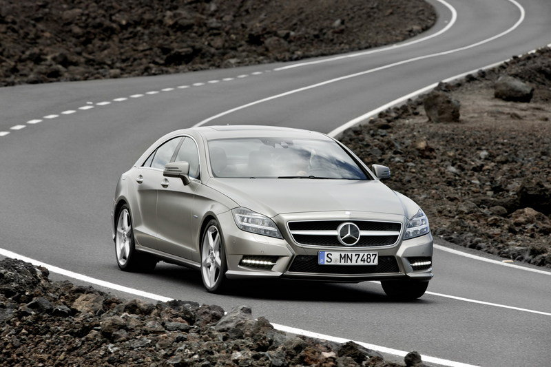 2012 - 2014 Mercedes-Benz CLS High Resolution Exterior - image 381471
