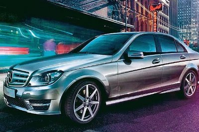 2012 Mercedes C-Class Preview