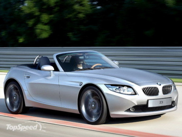 2017 Bmw Z2 Roadster Review Top Speed