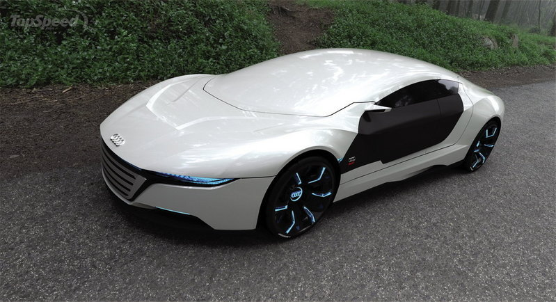 Audi A9 News And Reviews | Top Speed