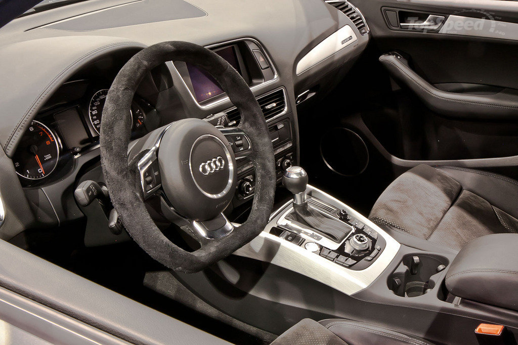 2010 stasis engineering audi q5 2 0 tfsi dark cars for Interieur q5 audi