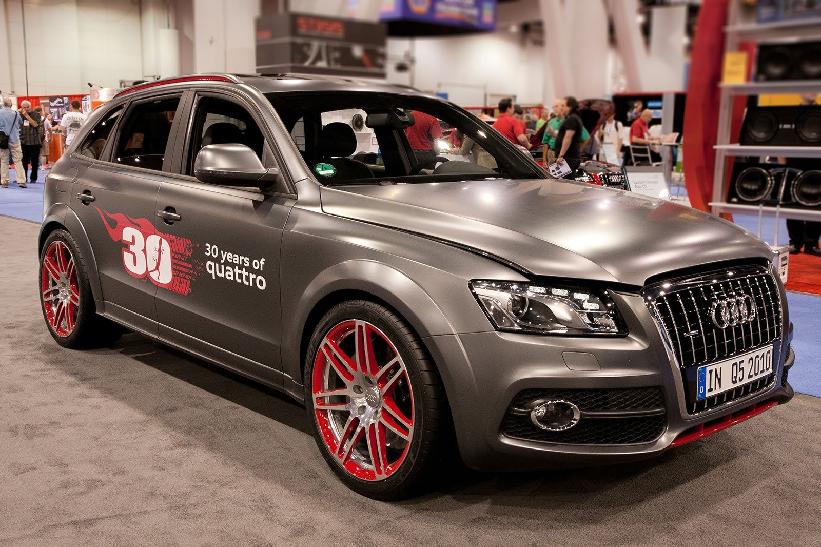 2010 audi q5 extend by stasis engineering review top speed. Black Bedroom Furniture Sets. Home Design Ideas